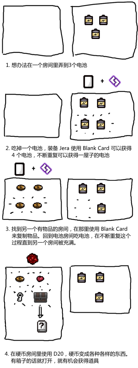 Blank Card Strategy