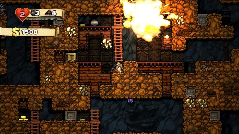 Spelunky XBLA Version
